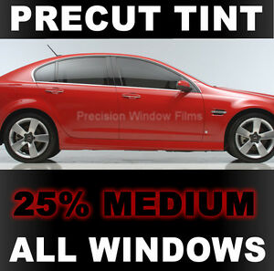 Chevy Camaro 2010 2015 Precut Window Tint Medium 25 Vlt Film