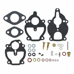 Carburetor Repair Kit A Av B C Cub 100 140 200 330 International Zenith Z1346