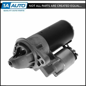 Replacement Gear Reduction Starter Motor For Saab 900 9000 9 3 2 0l 2 3l