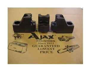 New 10 Ajax Hard Aggresive Claw Jaws Fit Lathe Chucks Fit Kitagawa B210