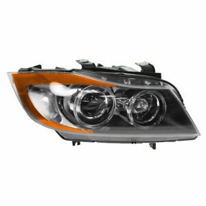 Hella Bi xenon Hid Adaptive Headlight Passenger Side Right Rh For E90 3 Series