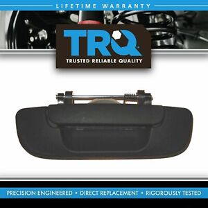 Tailgate Tail Gate Handle Black Rear For Dodge Ram 2500 3500 Pickup Truck New