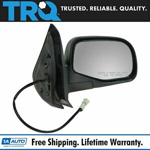 Power Side View Mirror Passenger Right Rh For 01 05 Ford Explorer Sport Trac
