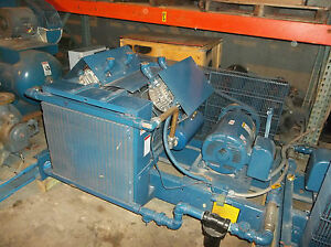 Quincy Qrds 30 Oilless Air Compressor With 25 Hp Motor Suitable For Medical Air