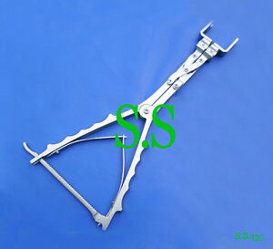 Rod Distractor Spine Orthopedic Surgical Instruments S s 120