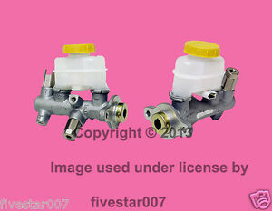 Brake Master Cylinder W Reservoir Tank Lid Cap For Nissan Cars Without Abs