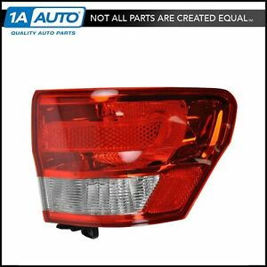 Outer Taillight Taillamp Passenger Side Right Rh Rr For 11 13 Grand Cherokee