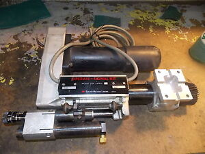 Sugino 1 4 Hp Selfeeder 1 8 Electric Drilling Unit
