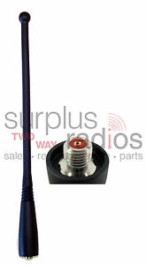 10 New Whip 900mhz Antenna For Motorola Radios Mtx9250 Gtx900 Mtx9000 Xts5000