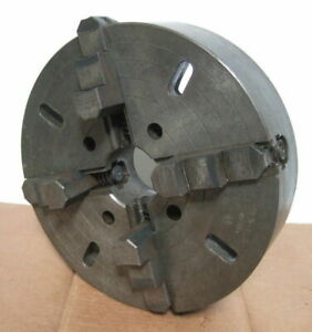 Kitagawa 14 In 4 Jaws Independent Lathe Chuck 14 Inches 3 Bore
