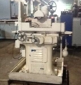 Norton 6 x18 Surface Grinder