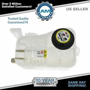 Radiator Coolant Overflow Bottle Tank Reservoir For 96 06 Taurus Sable 3 0l Dohc