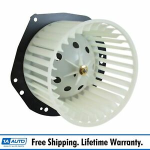 Heater Ac Blower Motor For S10 Blazer Jimmy S 15 With Manual A c