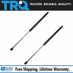 Lift Supports Tailgate Struts Pair Set For 01 04 Chevy Suburban Tahoe Yukon