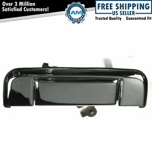 Tailgate Tail Gate Handle Chrome Metal Rear For 89 95 Toyota Pickup Truck