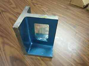 Universal Right Angle Plate 8x10x12 Smi steel Castings Accurate Ground new