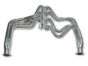 Flowtech 32502 Long Tube Headers Ford 302w 1980 95 F 100 f 150 f 250 2wd 4wd