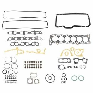 Complete Engine Head Intake Manifold Gasket Set For 87 92 Supra 3 0l Turbo 7mgte