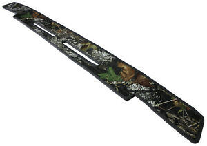 New Mossy Oak Camouflage Tailored Dash Mat Cover Fits 87 95 Jeep Wrangler Yj