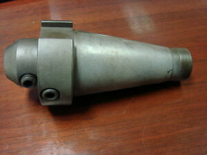 Standard 50 Taper Tool Holder Weldon Tool Co