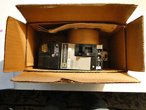 Sq d 30 Amp I Line Circuit Breaker New In Box 2 Pole 240v Fa22030ab