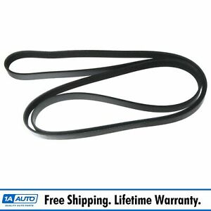 Ac Delco 6k960 Serpentine Belt For Ford Mercury Chevy Gmc Van Suv Pickup Truck
