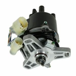 Ignition Distributor L4 1 6l For 88 91 Honda Civic Crx 1 6