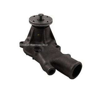 Hyster Forklift Water Pump Parts 365 New Cat Hyster Mitsubishi Toyota