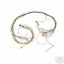 Clark Forklift Wiring Harness Parts 48