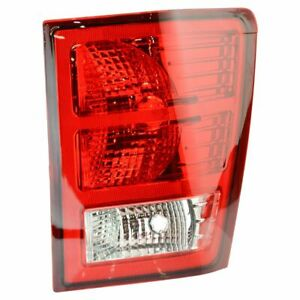Taillight Taillamp Brake Light Passenger Side Right Rh For 07 10 Grand Cherokee