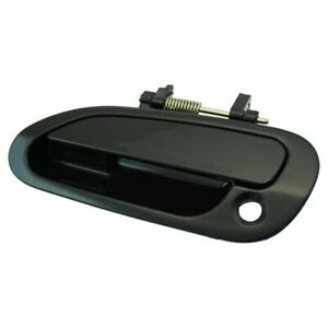 Outer Outside Exterior Handle Driver Side Lh Left For 98 02 Honda Accord 4 Door