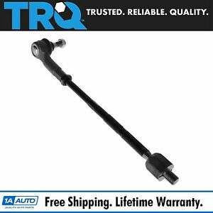 Front Inner Outer Tie Rod Ends Right Rh For Beetle Jetta