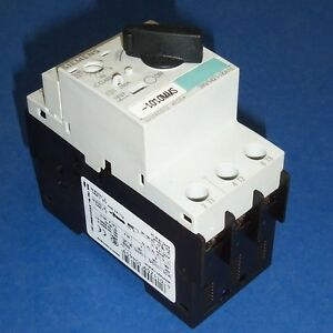 Siemens 9 12 5a Self Protected Motor Starter Switch 3rv1421 1ka10 pzf