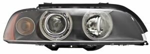 Oem Hella Right Xenon Headlight Headlamp Light W White Turn Signal For Bmw E39