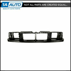 Header Grille Headlight Mounting Opening Nose Panel For 93 97 Ford Ranger