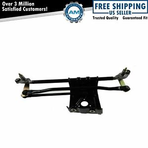 Front Windshield Wiper Transmission Linkage For 98 03 Toyota Sienna Van