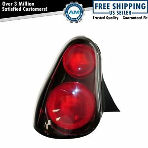 Taillight Taillamp Brake Light Left Driver Side Rear For 00 05 Chevy Monte Carlo