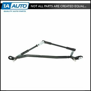 Windshield Wiper System Transmission Linkage Frame New For 03 07 Saturn Ion
