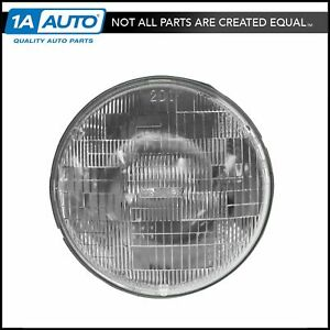 Headlight Headlamp Round Sealed Beam Dual For Chevy Ford Toyota Pickup Truck Gm
