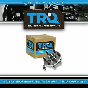 Trq Front Wheel Hub Bearing Assembly For Frontier Pathfinder Pickup Truck
