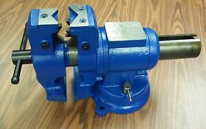 6 Multi purpose Rotating Bench Vise Heavy Duty 850 rt6 new
