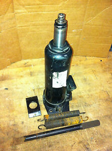 16 Ton Hydraulic Pipe And Tube Bender Replacement Ram Jack Springs Handle