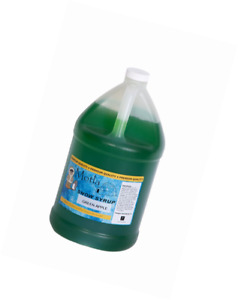 Motla Green Apple Snow Cone Syrup one Gallon
