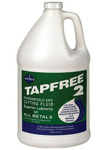 Tapfree 2 Hydro lube Synthetic Aqueous Tapping Drilling Fluid 1 Gallon 20228