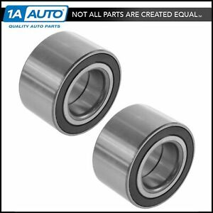 Rear Wheel Bearing Left Lh Right Rh Pair Set For Ford Mazda Lincoln Mercury
