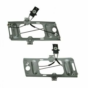 Power Window Regulator Pair Set For Chevy Monte Carlo Pontiac Grand Prix