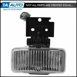 Driving Fog Light Lamp Lh Left Driver Side For 97 98 Jeep Grand Cherokee