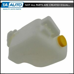 Radiator Coolant Overflow Expansion Tank Bottle With Cap For 96 99 Maxima I30