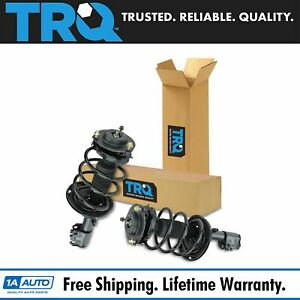 Trq Complete Strut Spring Assembly Front Lh Rh Pair For Avalon Camry Es350 New