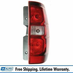 Rear Brake Taillight Taillamp Rh Right Passenger For 07 13 Chevy Tahoe Suburban